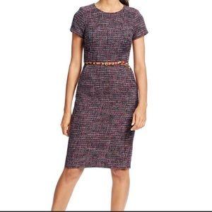 Boden | Smart Day Tweed Dress